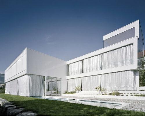 Cortinas black out y arquitectura modernacortinas black out - Cortinados modernos ...