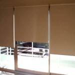 Cortinas black out con sistema roller