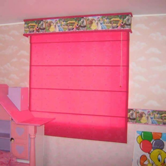 Black out cortinas infantiles decorativas y - Cortinas cuarto de nina ...