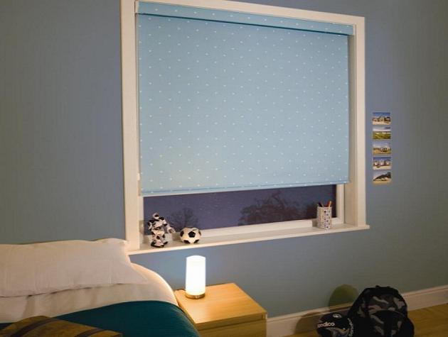 Ideas dormitorio cortinas - Cortinas habitaciones infantiles ...