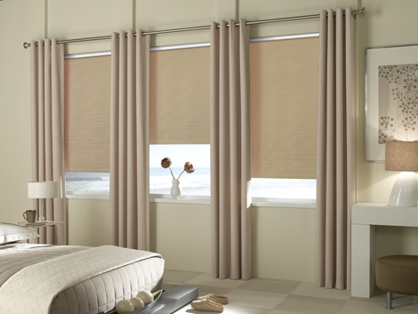 Cortinas roller blackout archives cortinas black for Cortinas y estores modernos
