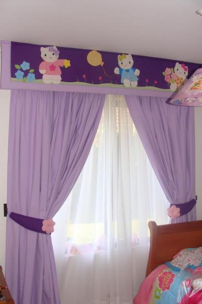 Como hacer cenefas para cortinas imagui - Ideas para cortinas infantiles ...
