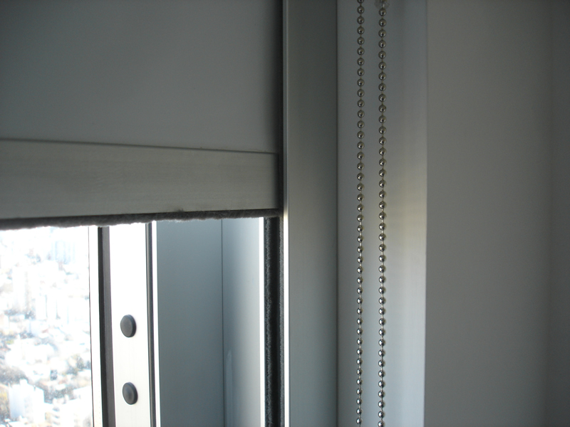 Guias lateralescortinas black out - Cortinas roller black out ...
