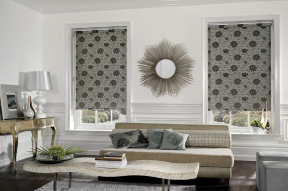 Caracter sticas de las cortinas black outcortinas black out for Cortinas de living